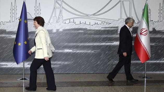 La Unión Europea estudia endurecer las sanciones contra Irán