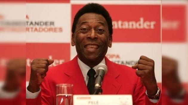 """Pelé: """"Las selecciones africanas podrían sorprender en el Mundial"""""""