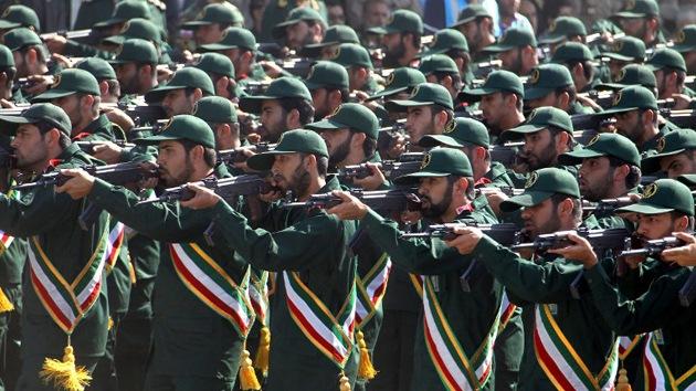 La Guardia Revolucionaria de Irán mantendrá el eslogan 'Muerte a EE.UU.'