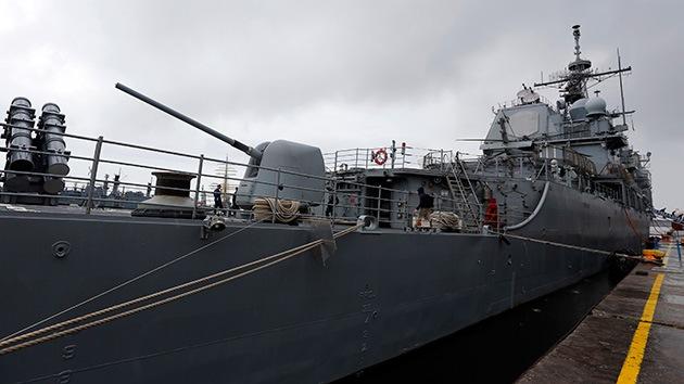 """""""La actividad de la OTAN en el mar Negro es chantaje militar"""""""