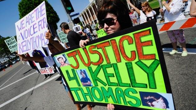 EE.UU.: Arranca el juicio contra dos policías que mataron a golpes a un discapacitado