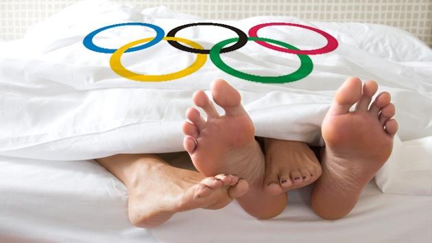 Sexo en las Olimpiadas, el 'deporte' preferido de los atletas