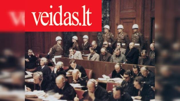 Un funcionario del Ministerio de Exteriores lituano niega el holocausto