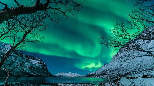 Fotos: La reciente tormenta solar genera asombrosas auroras boreales