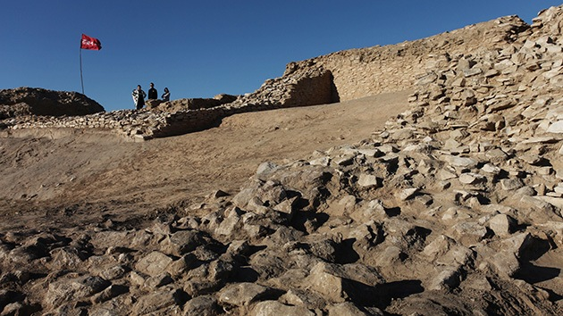 Hallan en China una fosa común de hace 4.000 años con 80 cráneos de mujeres