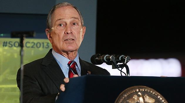 El alcalde de Nueva York Michael Bloomeberg se opone a la legalización de la marihuana
