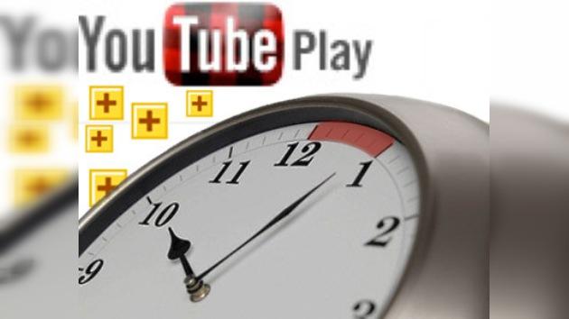 Lo vídeos colgados en Youtube podrán durar 5 minutos más