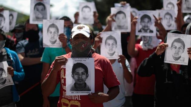 Denuncian a México por impunidad en violación de DD.HH. por casos como el de Iguala