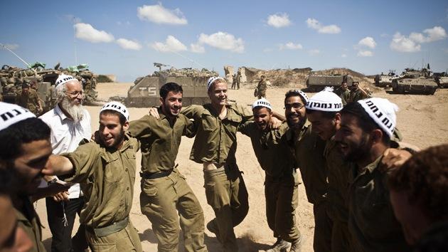"""Israel pregunta a sus soldados sobre """"lo divertido"""" de la operación en Gaza"""