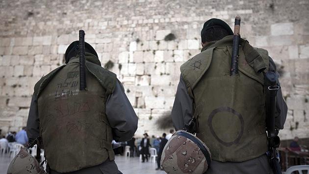 Un policía  mata por error a un israelí cerca del Muro de las Lamentaciones