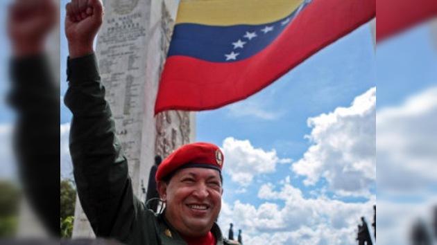 Chávez se presentará a las presidenciales de 2012