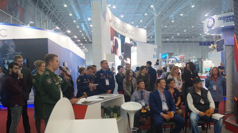 Гости Форума «Армия-2016» приняли участие в «закрытом аукционе» Минобороны