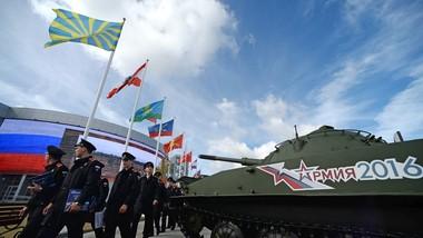 Третий день форума «Армия-2016» будет посвящён работе иностранных делегаций