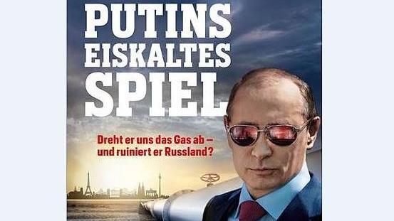 Putin bleibt Lieblingsfeind deutscher Medien und Whistleblower werden ignoriert