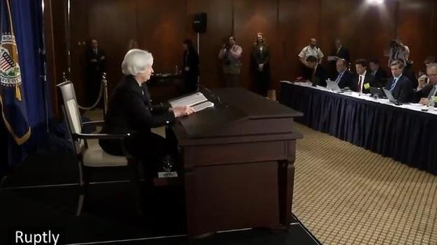 US Senatoren verlangen Einblick in geleakte Goldman Sachs Tonaufnahmen