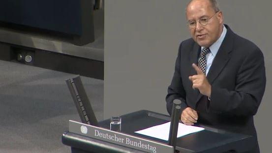 """Gysi: """"Der Verfassungsschutz hat auf ganzer Linie verloren"""""""