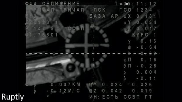 Nach 20 Jahren wieder russische Kosmonautin im All