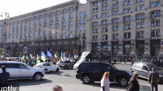 Prioritätensetzung der ukrainischen Regierung: Straßenumbenennung statt Warmwasser