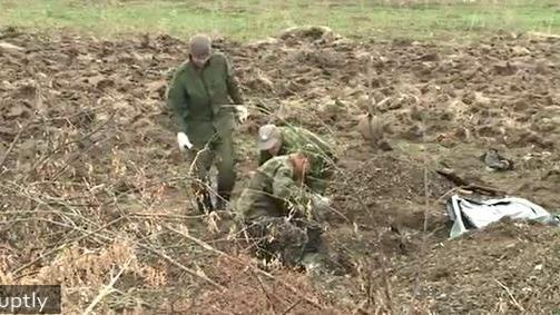 Russische Regierung: Ukrainische Nationalisten verantwortlich für Massenmord an Zivilisten