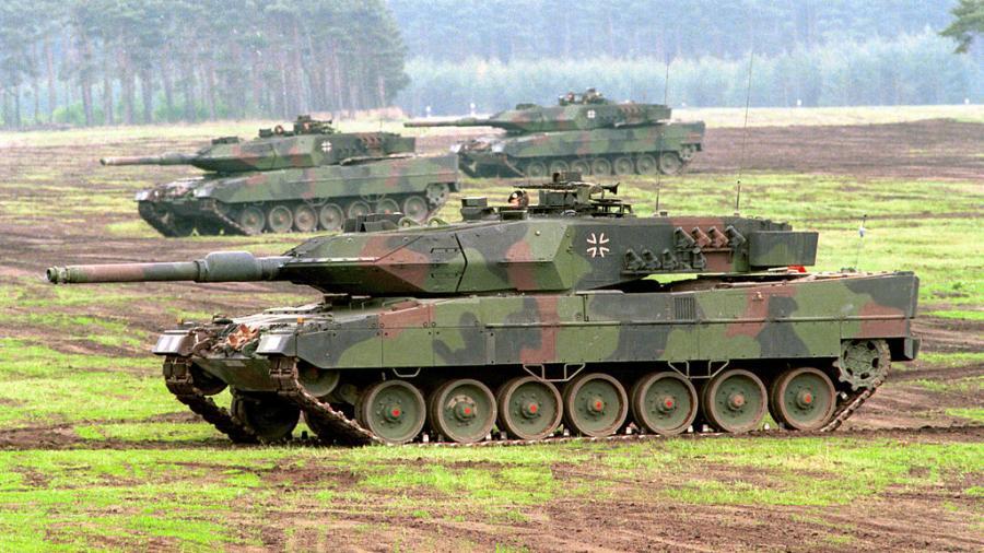 Deutscher Neo-Militarismus könnte sich unvorhergesehen verschieben