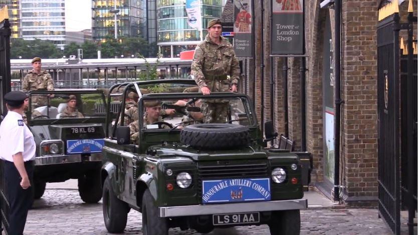 RT exklusiv: IS-Kämpfer und ex-Banker kündigt Anschläge in Großbritannien an