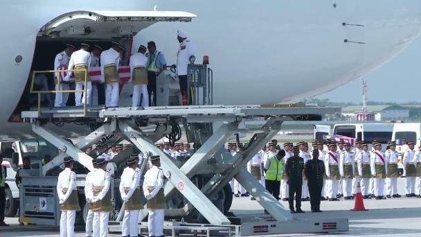"""Bundesregierung: """"Keine gesicherten Erkenntnisse zu Absturzursache von MH17"""""""
