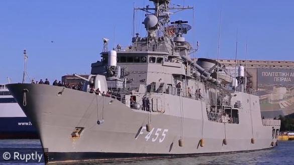 Deutscher Waffendeal mit Griechenland: Beteiligte packen aus