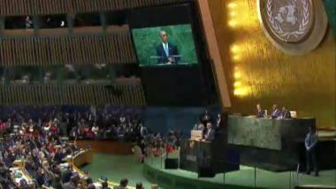 Obamas bizarre UN-Rede: Wir sind die Besten und Russland größere Gefahr als Islamischer Staat