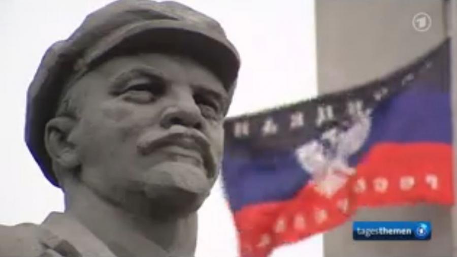 Ukraine-Konflikt: Erneut ARD-Reporterin bei falscher Tatsachenbehauptung erwischt