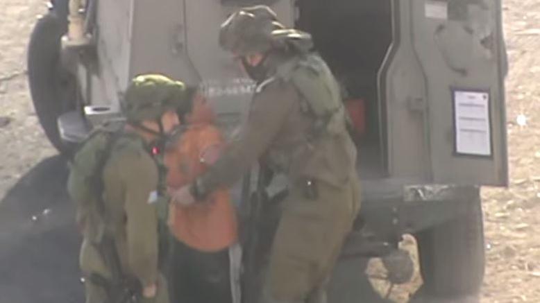 Palästina: IDF nimmt geistig behinderten Jungen fest