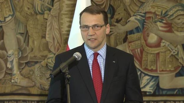 Vorwürfe von Ex-Außenminister Polens gegen Putin waren frei erfunden