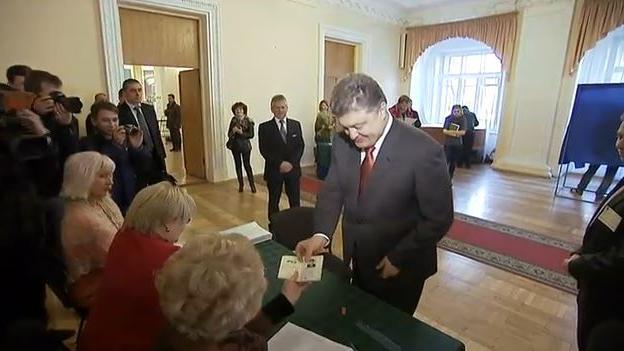 Wahl in der Ukraine: Proeuropäisch und militaristisch