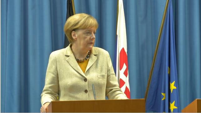 Merkel: EU-Steuerzahler zahlen für Gasschulden der Ukraine