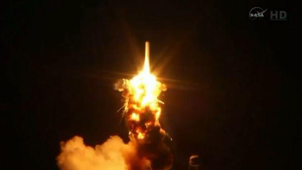 Kein Halloween für ISS-Crew: NASA-Trägerrakete explodiert nach Start
