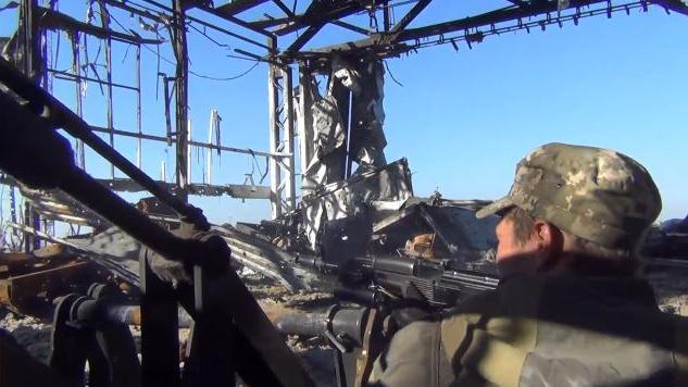 Ukraine: Frieden durch militärische Offensive
