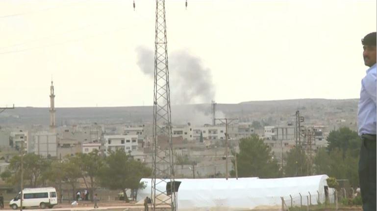 Fall von Kobane könnte Initialzündung für Einmarsch türkischer Armee sein