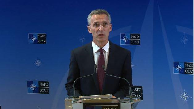 Der Kalte Krieg geht weiter - Grundsatzrede des neuen NATO-Generalsekretärs