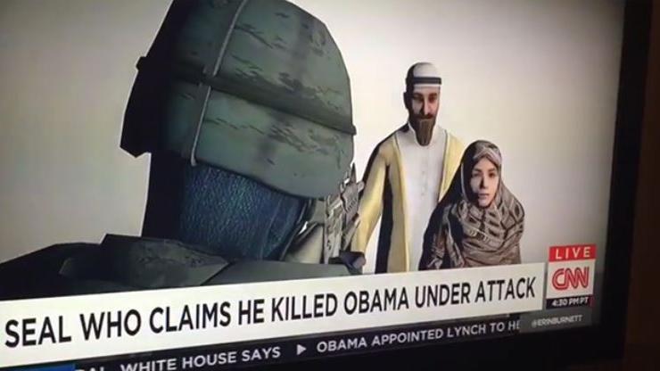 CNN: Spezialeinheit erschießt US-Präsident Obama