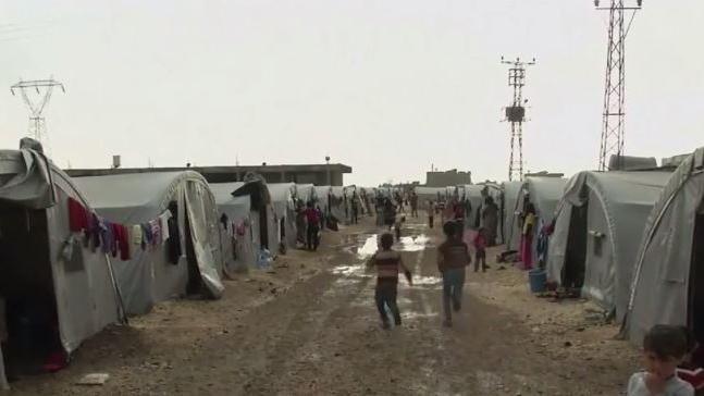Syrische Flüchtlinge werfen keinen Profit mehr ab