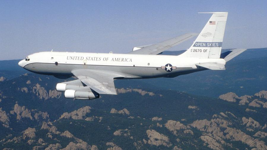 US-Air Force plant Überwachungsflüge über Russland