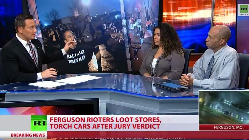Umstrittene Jury-Entscheidung in Ferguson - Was steckt dahinter?