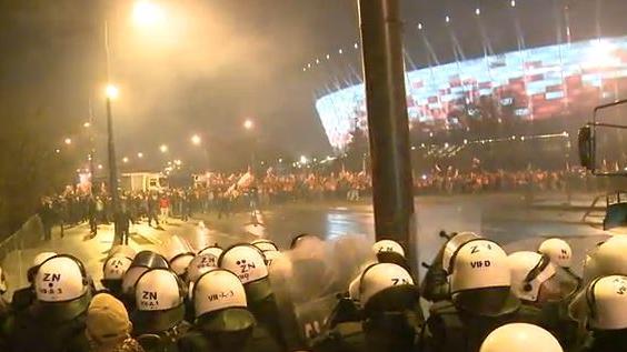 Warschau feiert Unabhängigkeitstag mal anders: Lemberg heim ins Reich!