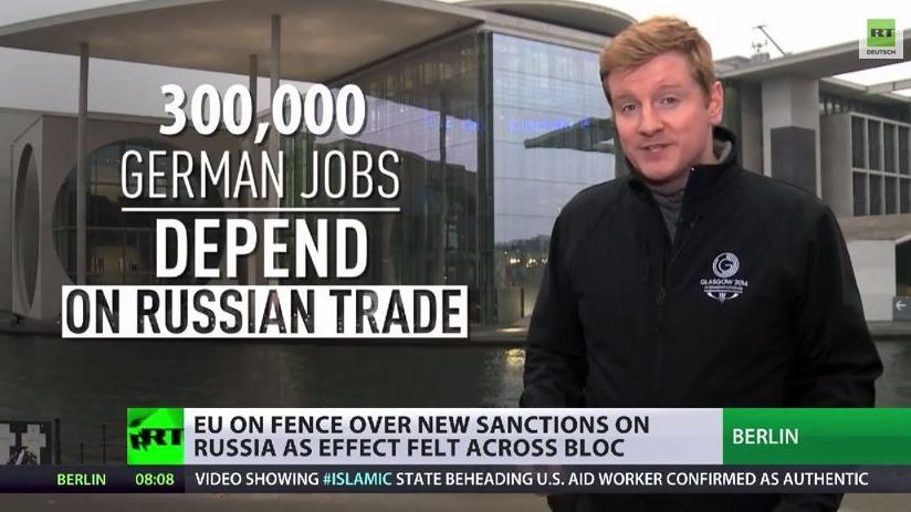 28 zu 6 - EU gespalten über weitere Russland-Sanktionen [Video]