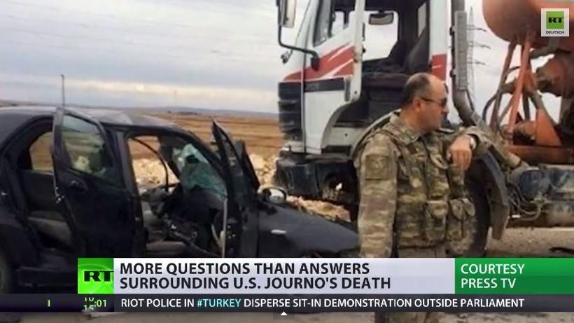 Der ominöse Tod einer US-Journalistin in der Türkei