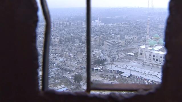 Steht syrischer Bürgerkrieg vor endgültigem Wendepunkt?