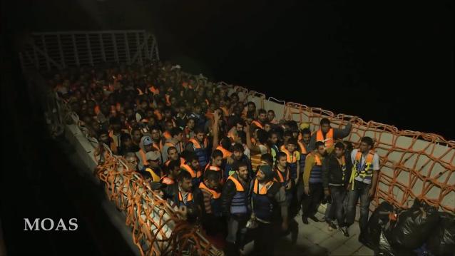 """EU-Operation """"Seepferdchen"""": Süßer Name - Tödliche Folgen"""