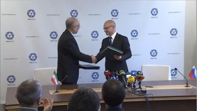 Russland baut Atom-Kooperation mit dem Iran aus