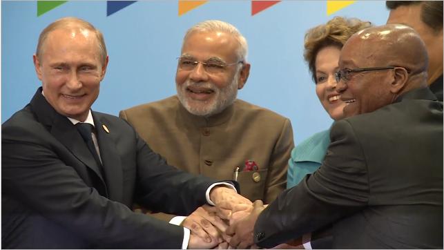 Wirtschaftsentwicklung: BRICS top - Europa flop