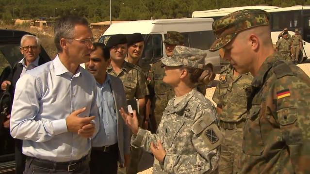 """Gähn! NATO-Berichte über """"russische Truppenbewegungen"""" in der Ukraine"""