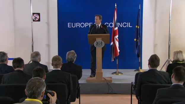 Großbritannien gespalten über den Verbleib in der EU